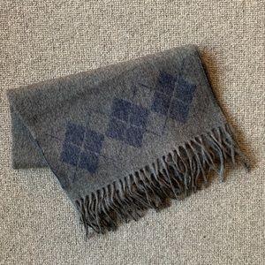 Men's Lambswool argyle scarf Tommy Hilfiger